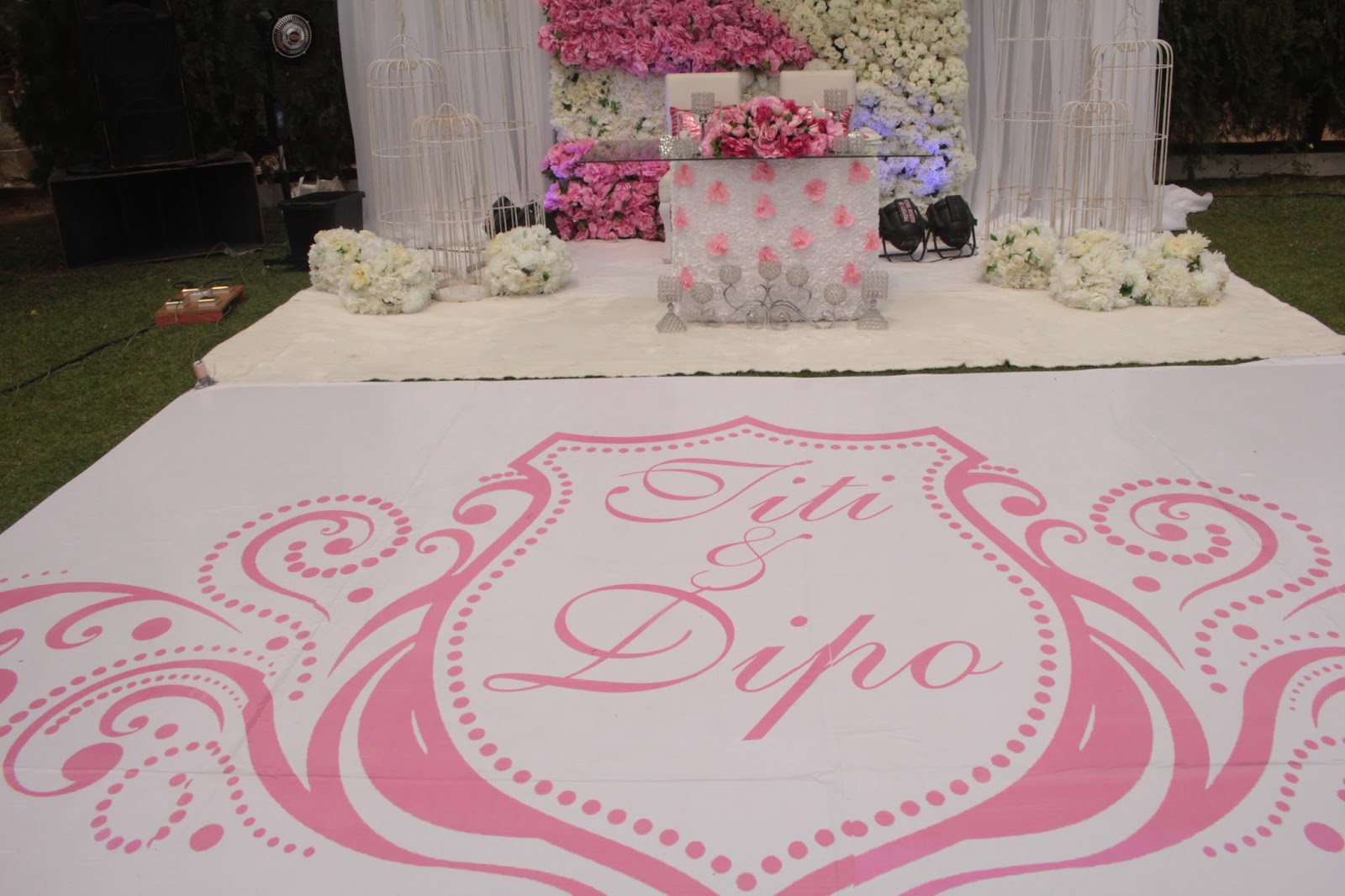 Bella Naija Wedding Decorations