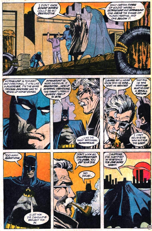 Detective Comics (1937) 598 Page 23