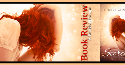 Book Review: Scorched (Frigid #2) by Jennifer L. Armentrout