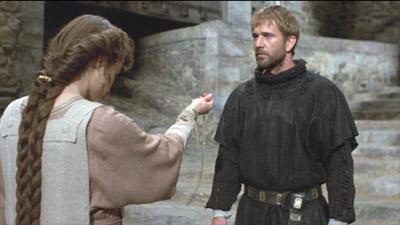 hamlet zeffirelli  Hyperion to a Satyr: III.i. The Nunnery Scene - Zeffirelli '90