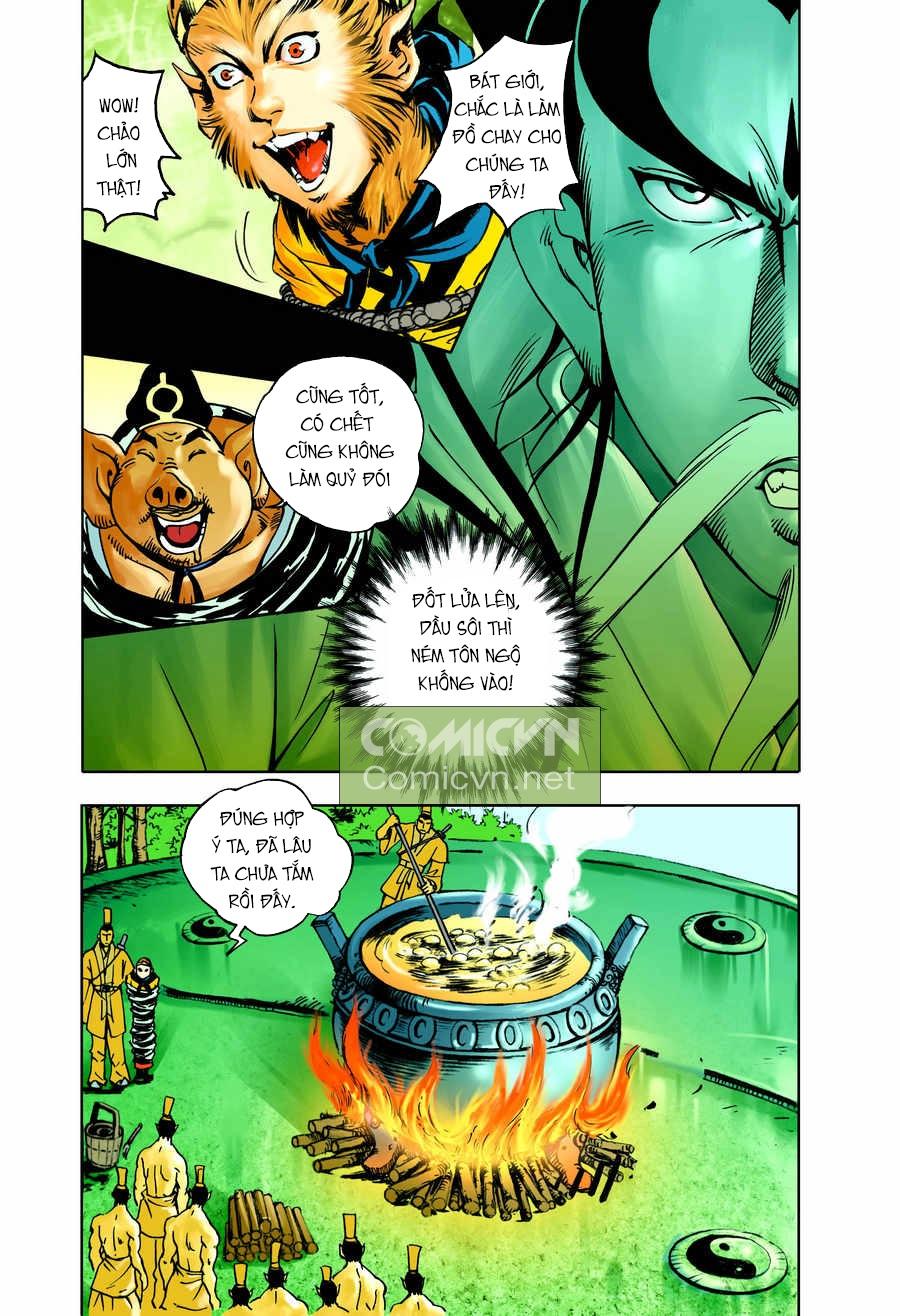 Tây Du Ký màu - Chapter 50 - Pic 14