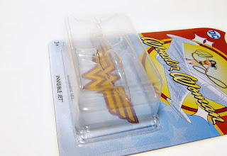 Hot Wheels  Wonder Woman Invisible Jet