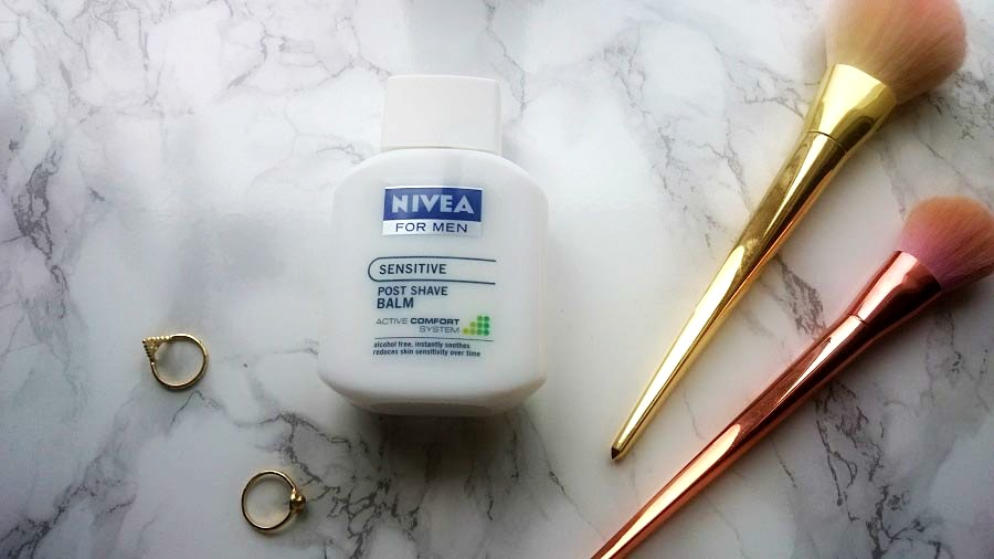 Nivea Sensitive post shave balm, answer to primer needs, best primer, beauty blog, review