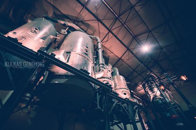 foto mesin pabrik de colomadu solo