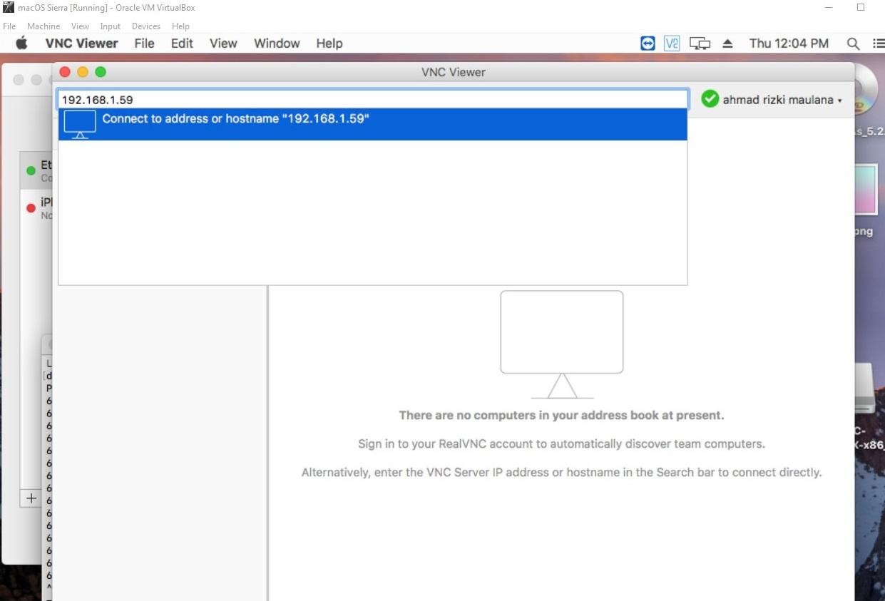 Al Ilmu (Berbagi Ilmu untuk Akhirat): Layanan Remote Desktop