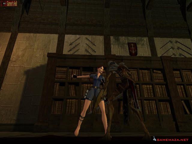Tomb Raider The Angel of Darkness Gameplay Screenshot 1