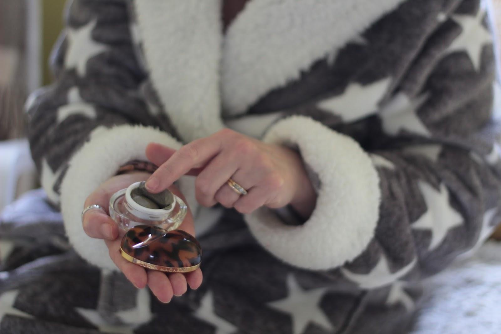 Lucia Magnani retexturing radiance mask