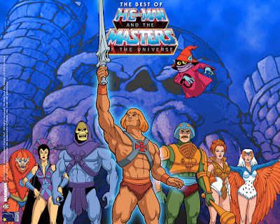 "Il film Live dei ""Masters of the Universe"""