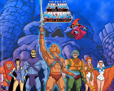 """Il film Live dei """"Masters of the Universe"""""""