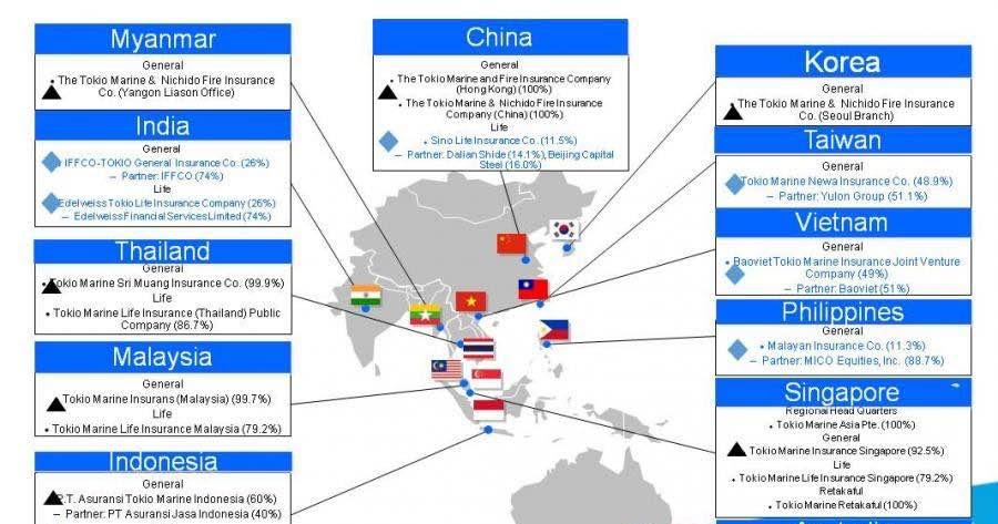 Tokio Marine Life Indonesia Profil Tokio Marine Life Insurance