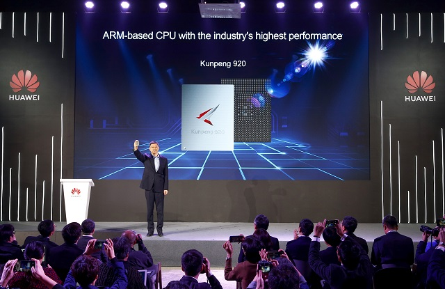 Huawei opens out new level of ARM processor - Kunpeng 920 - eyes on Big data,AI
