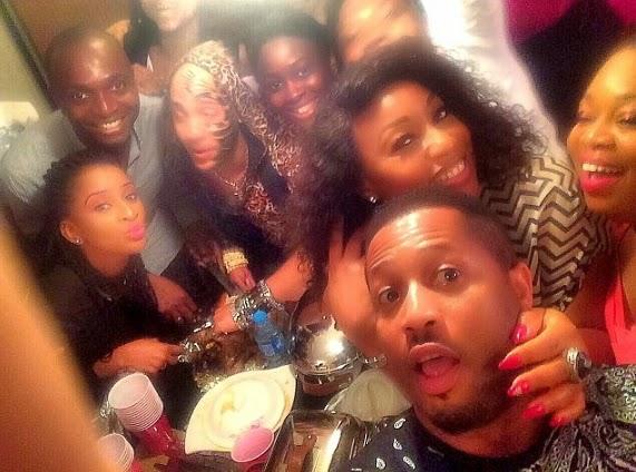 nigerian celebrities christmas