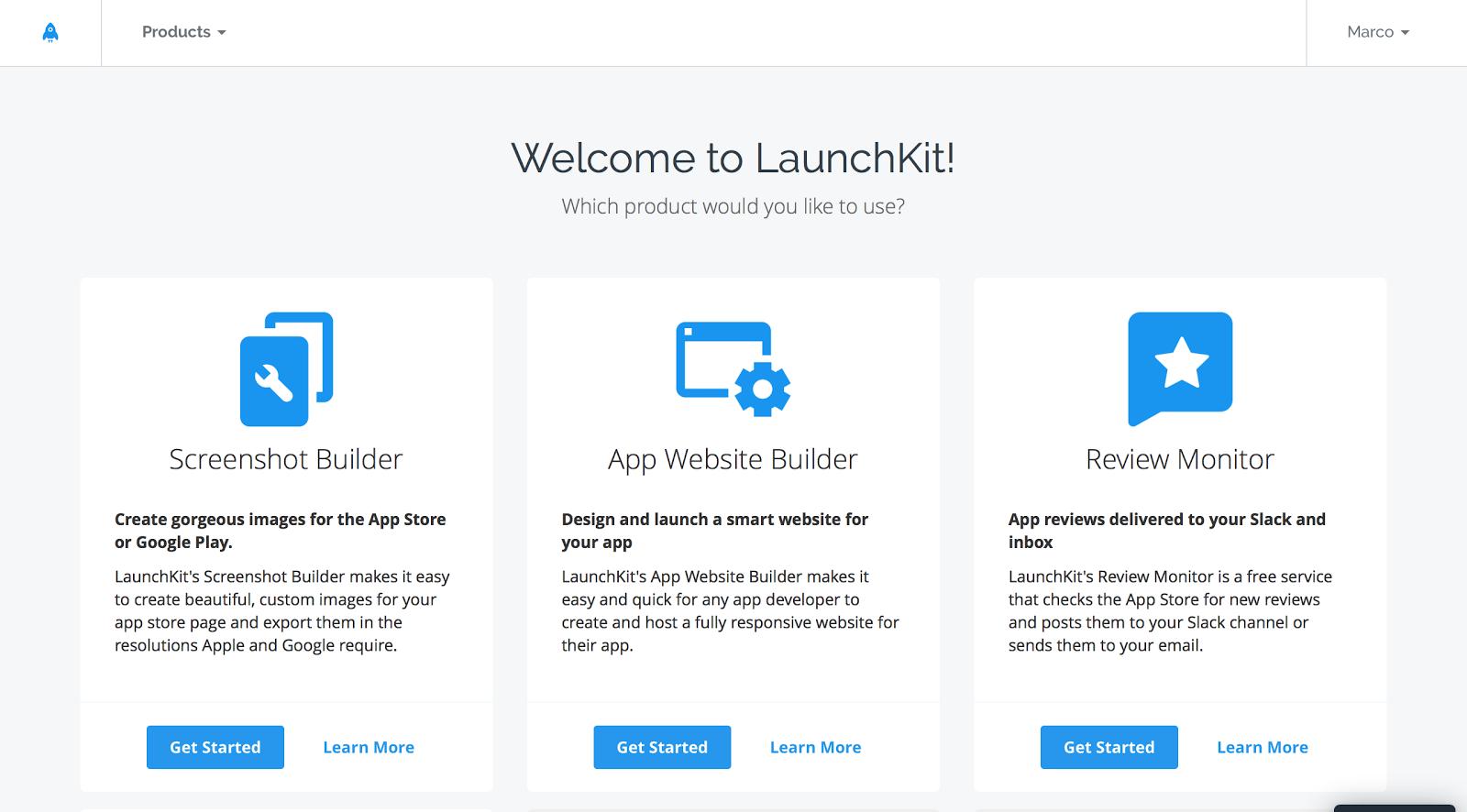 Come creare screenshot per l'App Store con LaunchKit