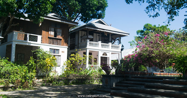 heritage village in the philippines