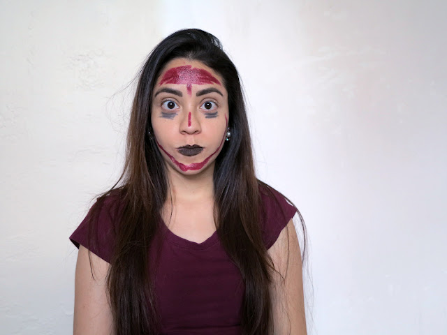 Mixed Up Makeup Challenge, Challenge Video, Reto del Maquillaje en Desorden