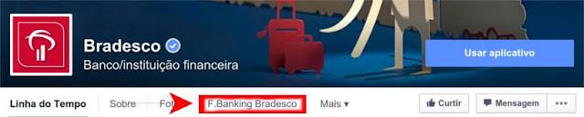 Empréstimo Bradesco pelo Facebook