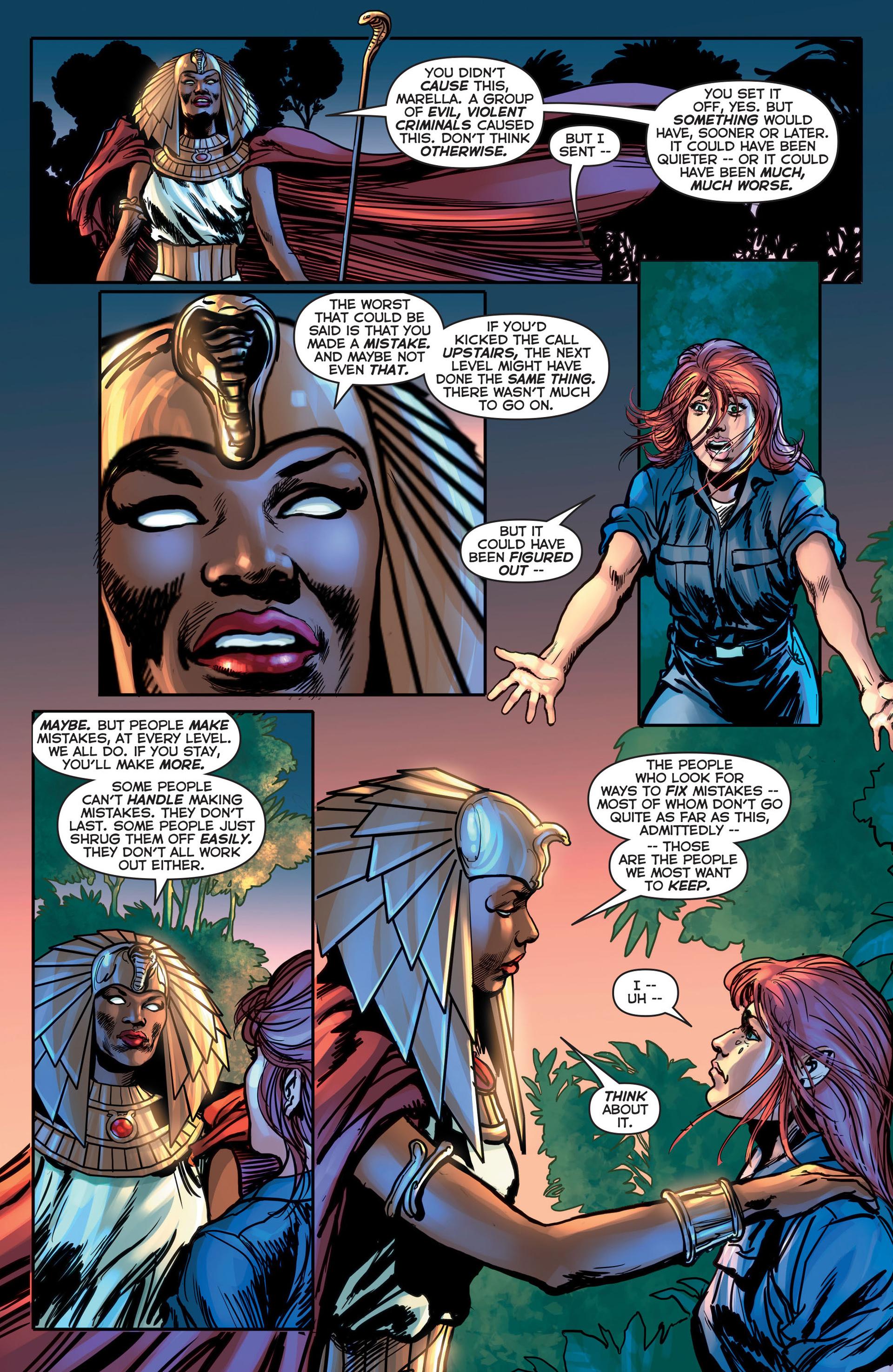 Read online Astro City comic -  Issue #3 - 23