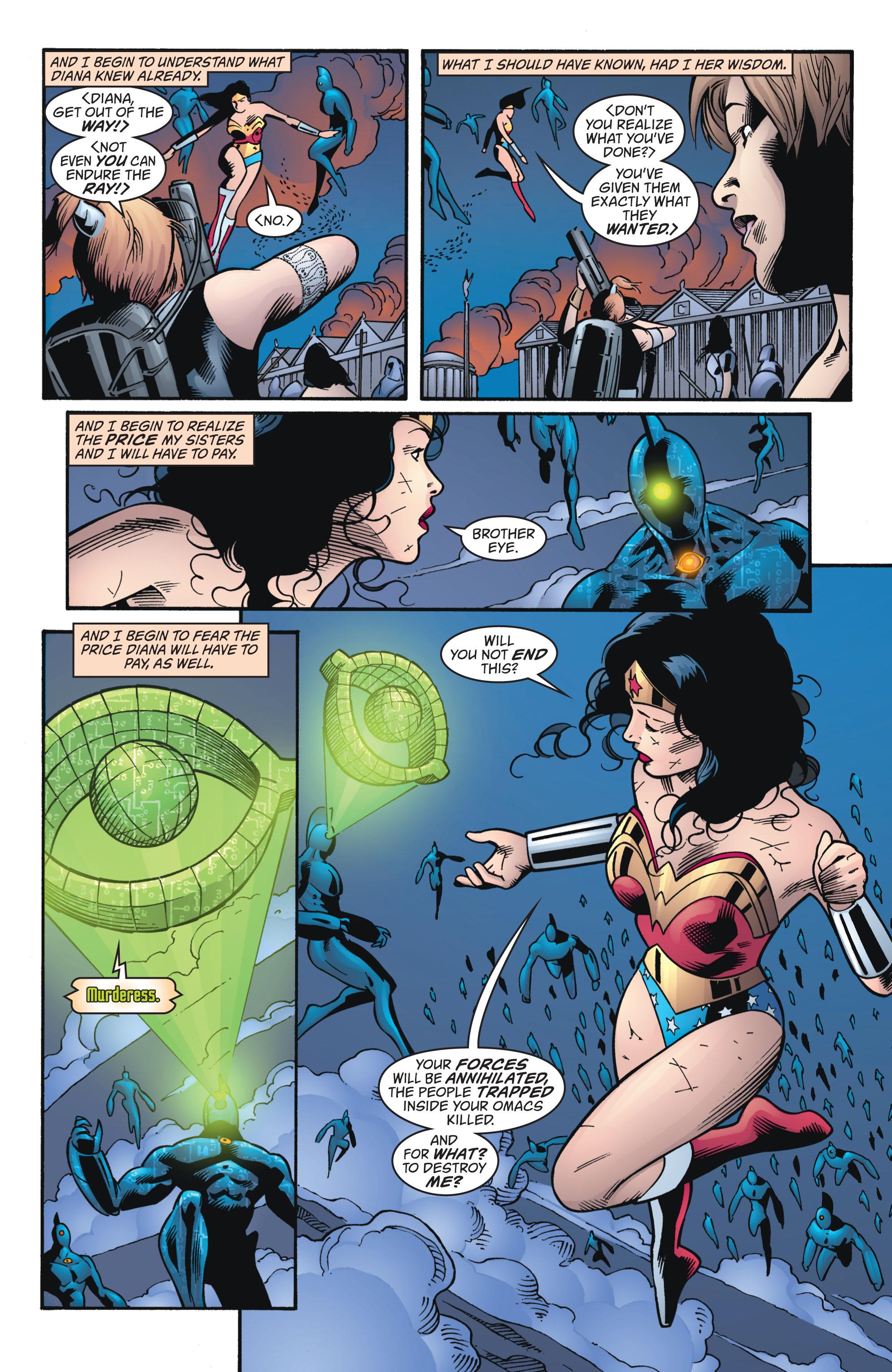 Read online Wonder Woman (1987) comic -  Issue #224 - 17