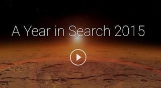 هذه أكثر المواضيع التي بحث عنها المستخدمون على محرك جوجل للبحث  سنة في 2015