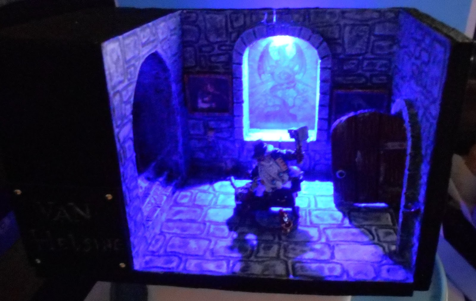 Grombrindal VS Dracula (Van Helsing Tribute) DSCN1393