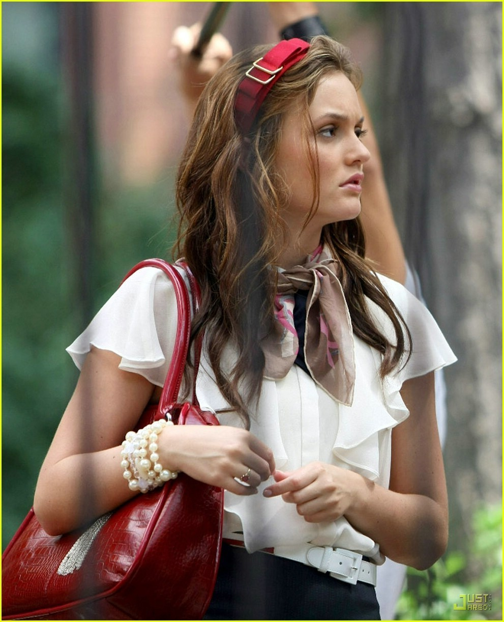 Isolde Beauty: Gossip Girl Blair Waldorf Fashion ...