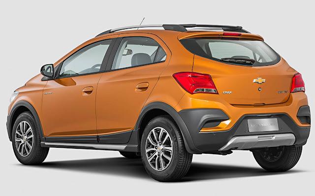 Novo Chevrolet Onix Activ 2017