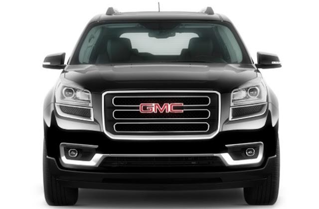 2018 GMC Acadia Denali Specs, Rumors