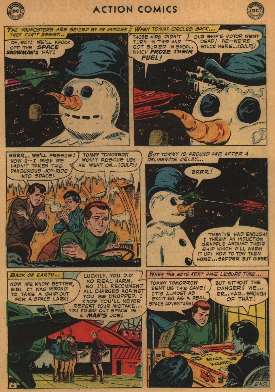 Read online Action Comics (1938) comic -  Issue #235 - 25