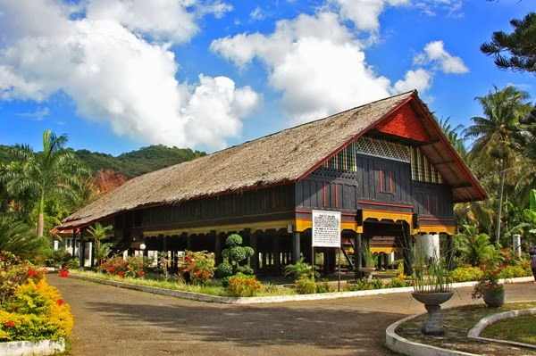 House of Cur Nyak Dhien in aceh