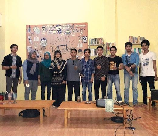 Ikut Kelas Blogging Oleh MIB Yanikmatilah Saja