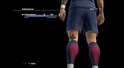 PES 2016 New Kits PSG 2016/17 by APP2013