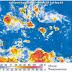 Pronostican aguaceros dispersos para este martes