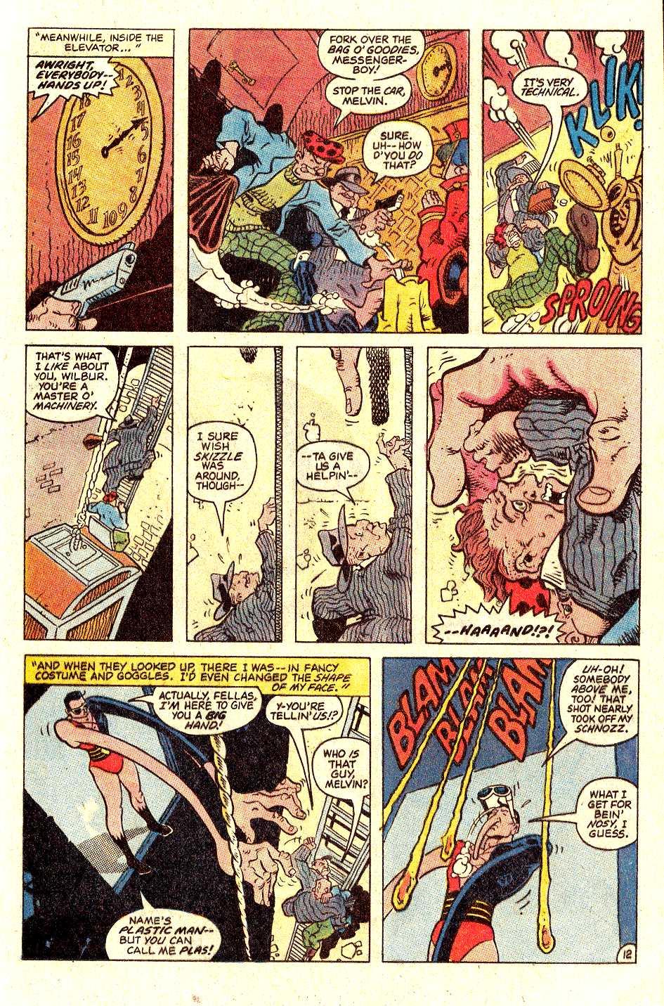 Read online Secret Origins (1986) comic -  Issue #30 - 33