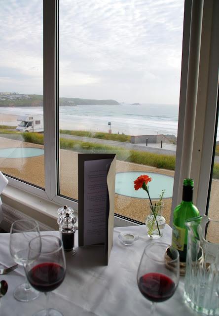 Headland Hotel Newquay Cornwall Restaurant