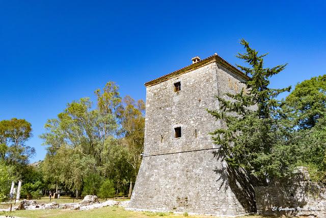Torre Veneciana de Butrint - Albania por El Guisante Verde Project