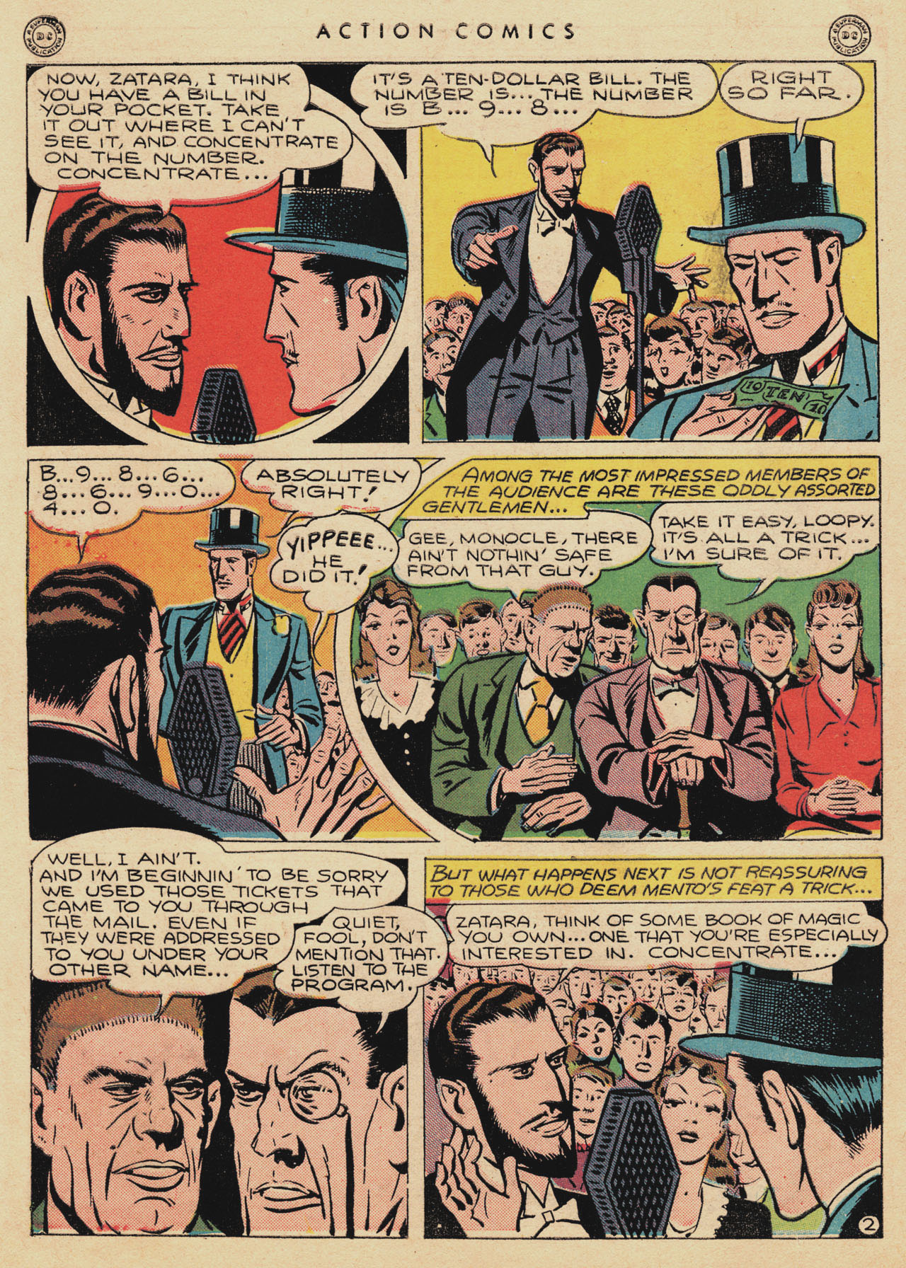 Read online Action Comics (1938) comic -  Issue #94 - 44
