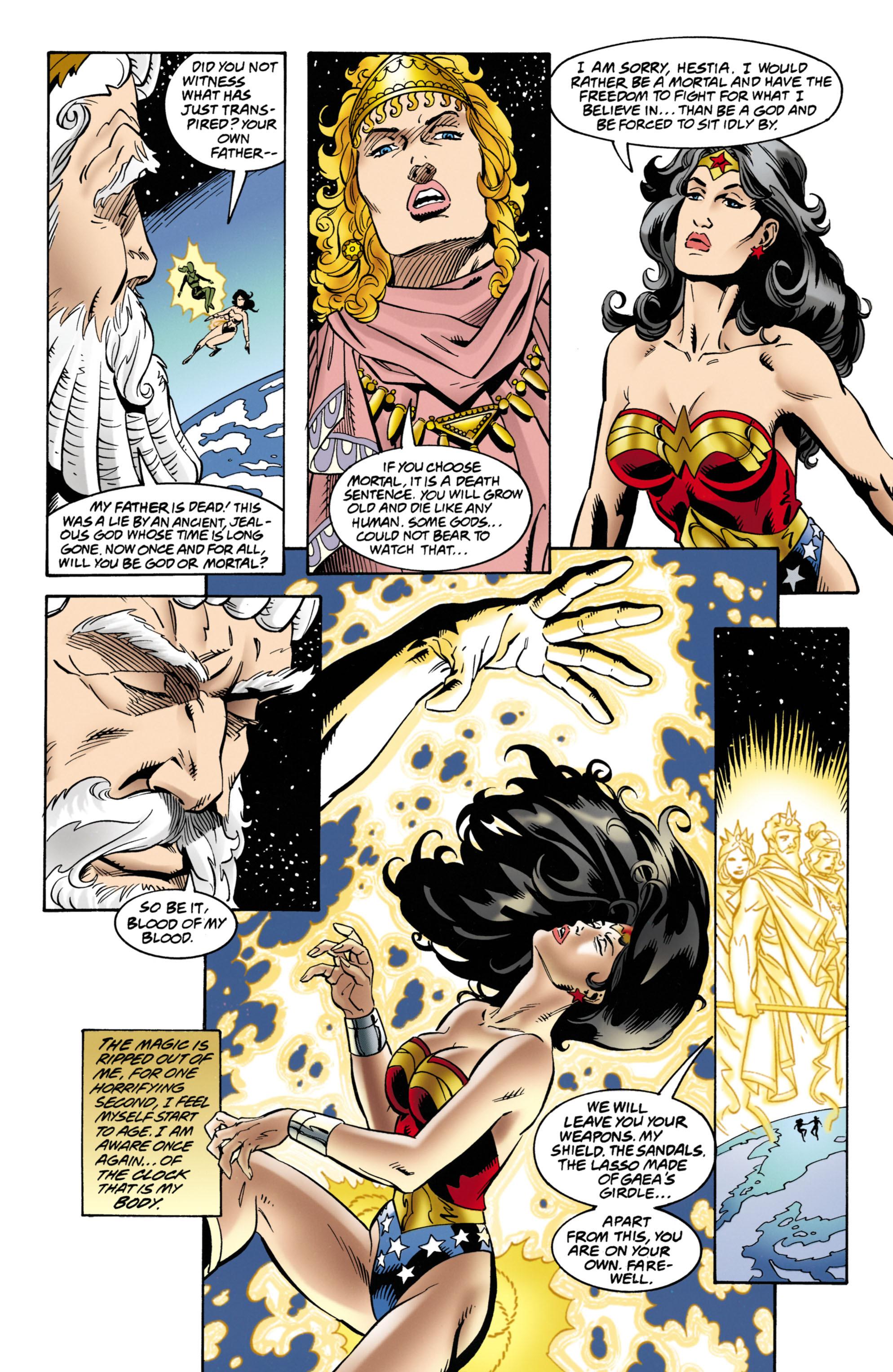 Read online Wonder Woman (1987) comic -  Issue #139 - 21