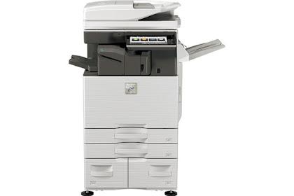 Sharp MX-M3070 Printer Driver Download