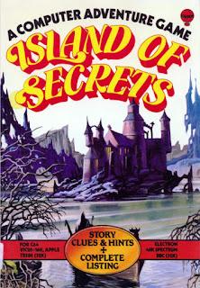 Island of Secrets book cover