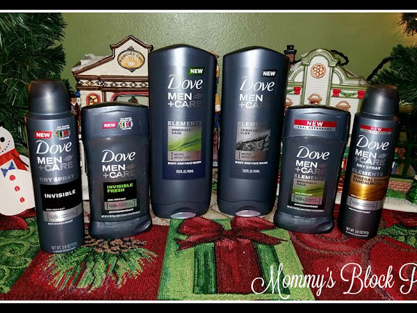 New Last Minute Gifts & Stocking Stuffers from Dove Men + Care #MBPHGG17