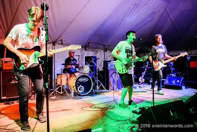 Pup at Hillside Festival at Guelph Lake Island July 22, 2016 Photo by John at One In Ten Words oneintenwords.com toronto indie alternative live music blog concert photography pictures