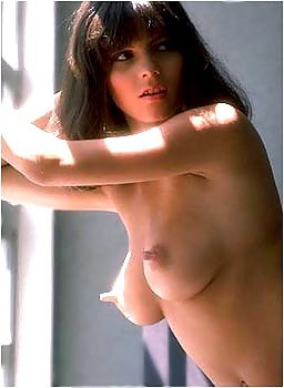 Silver dollar nipples and a blow job