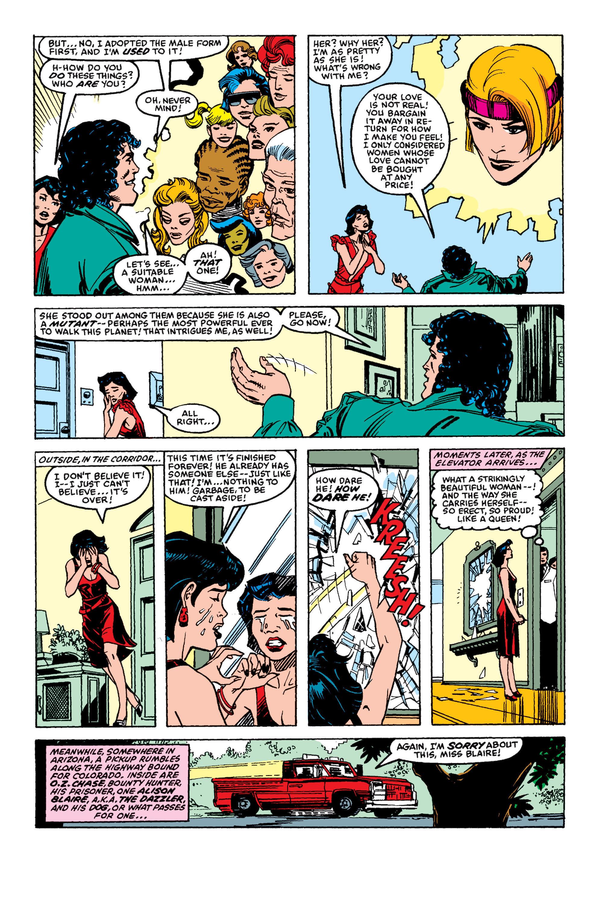 Read online Secret Wars II comic -  Issue #4 - 10