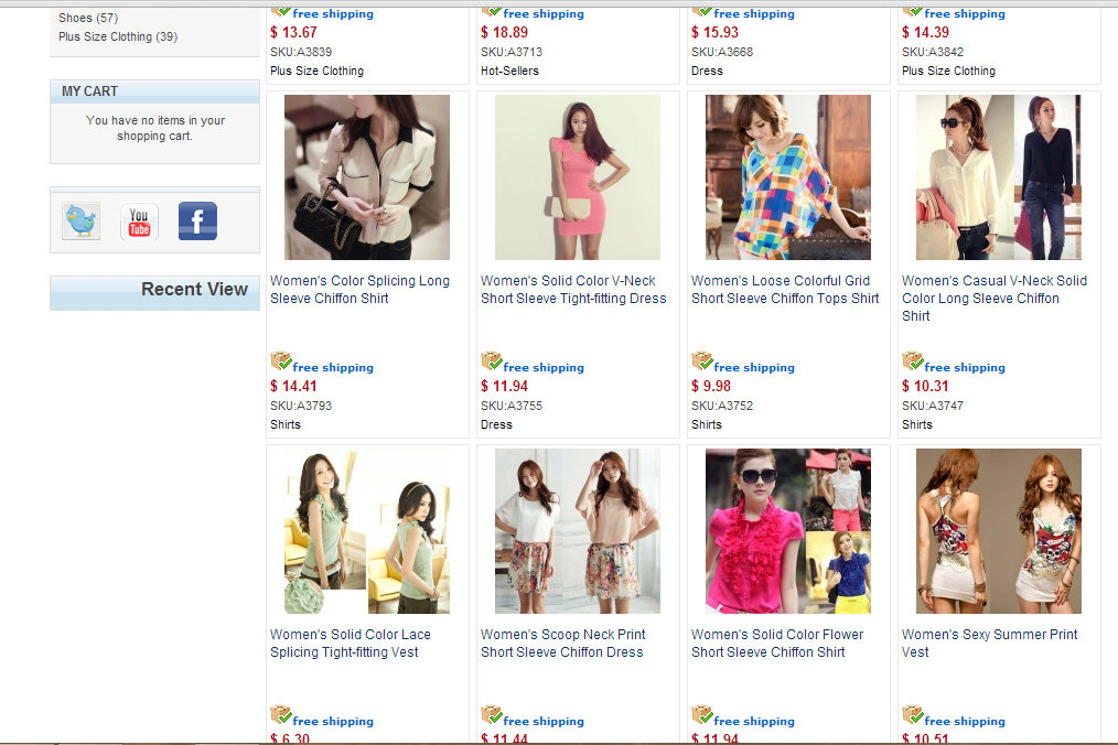 10+ Cheap Online Shopping Sites With International Delivery  c75f659678fb