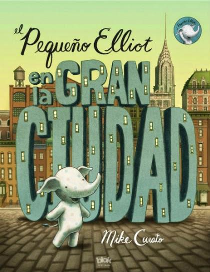 recomendación libros infantiles Dia del libro, pequeño elliot