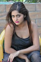 Pragya Nayan New Fresh Telugu Actress Stunning Transparent Black Deep neck Dress ~  Exclusive Galleries 070.jpg