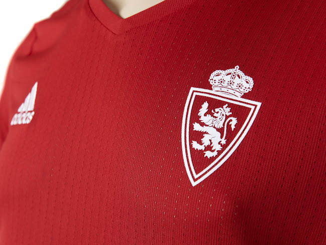 Tercera camiseta Real Zaragoza 2016-17