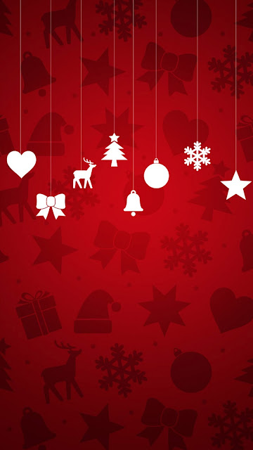 merry christmas android mobile hd wallpaper free download