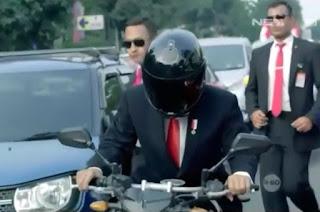 Inilah spesifikasi dan harga motor yang digunakan presiden Jokowi untuk menghadiri Opening Ceremony Asian Games 2018.