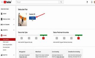 Cara Verifikasi Chanel YouTube Perpanjang Durai Upload Video